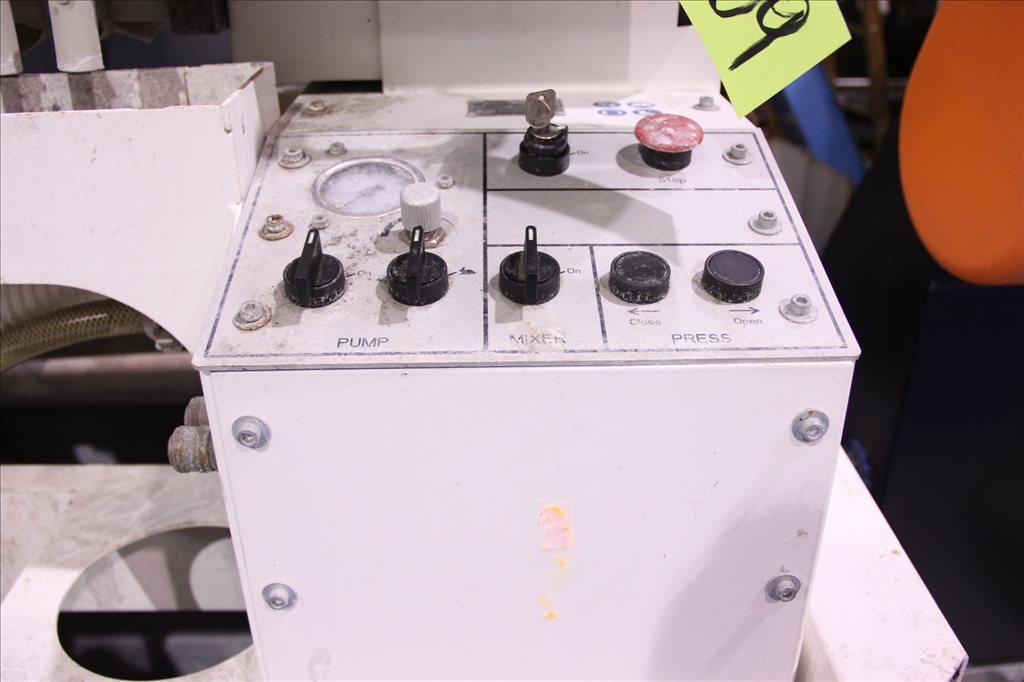 Image REM 62 CF Abrasive Vibratory Finishing System 842193