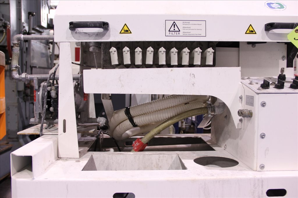 Image REM 62 CF Abrasive Vibratory Finishing System 842194