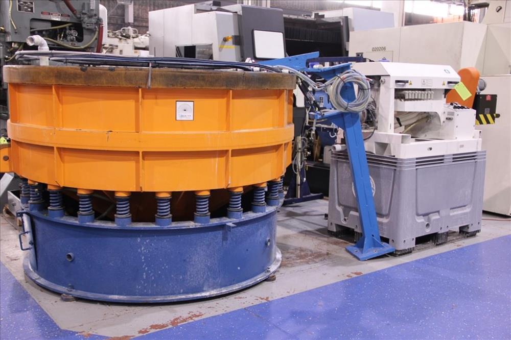 Image REM 62 CF Abrasive Vibratory Finishing System 842258