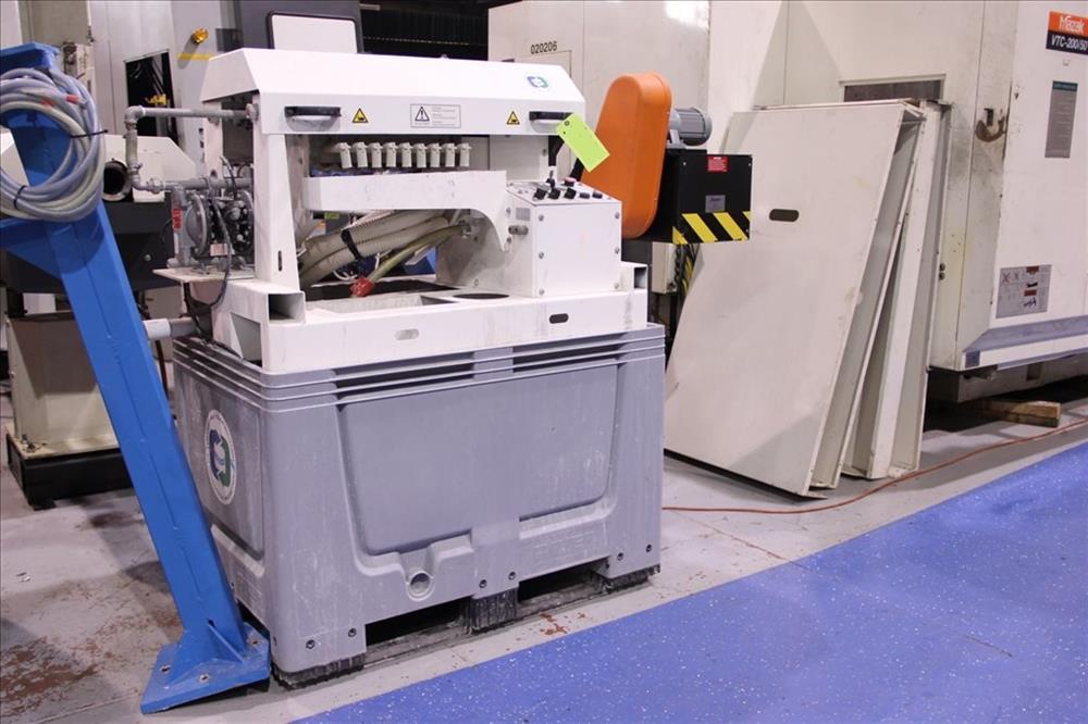 Image REM 62 CF Abrasive Vibratory Finishing System 842259