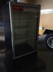 "277409 - 54"" - 3 Shelf Upright Beverage Cooler"