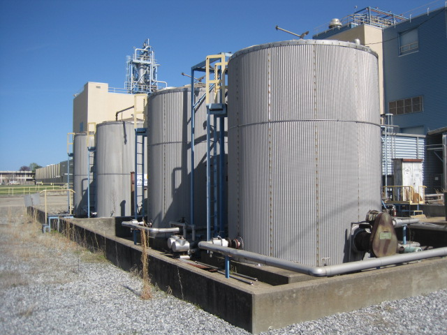 Stainless Steel Tank - Appr - 277552 For Sale Used