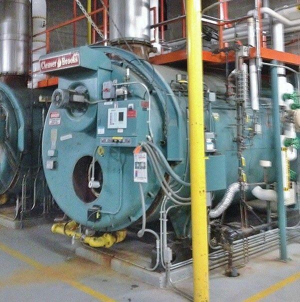 250 HP CLEAVER BROOKS B - 277772 For Sale Used N/A Cleaver Brooks Wiring Diagram Cb on