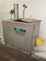 278264 - DRAYGON Ultrasonic Parts Washer - Stainless Steel