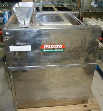 MONO AYRES JONES Baguette French Bread Moulder-Pizza Crust Sheeter