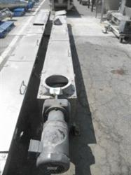278864 - 10in X 15ft Screw Conveyor