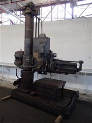 279111 - CINCINNATI BICKFORD Radial Arm Drill