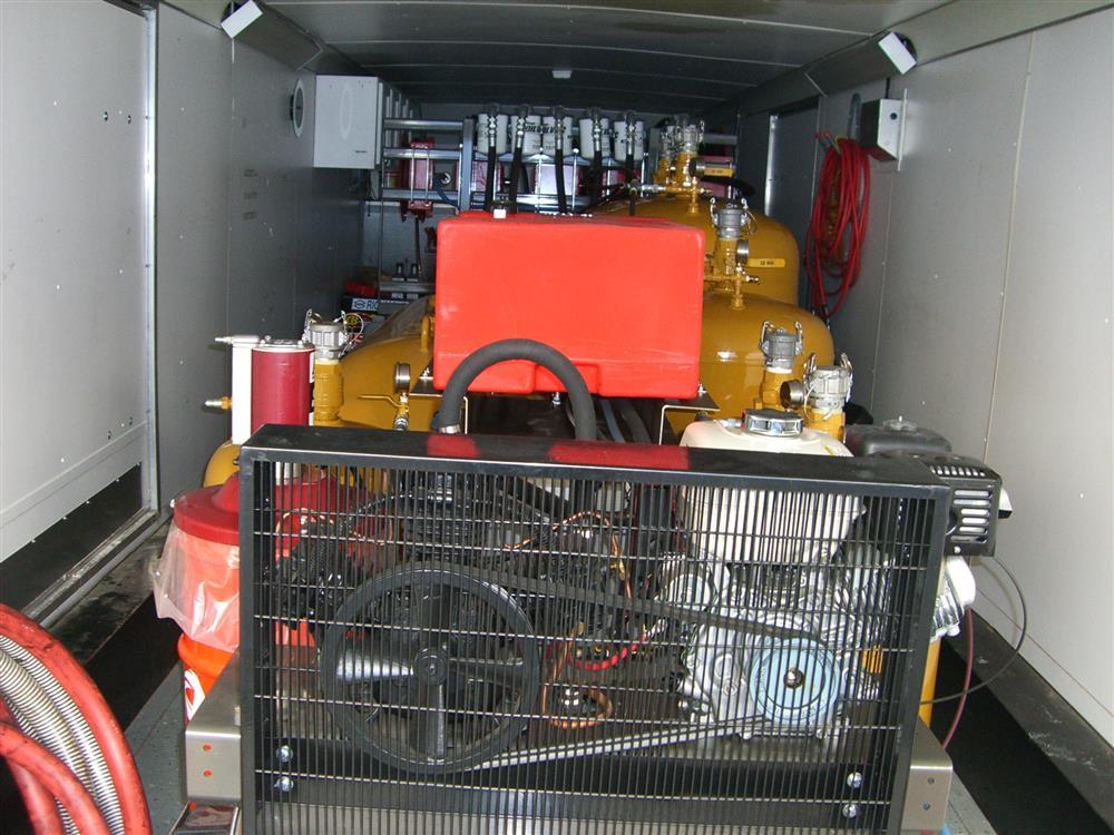 Image HAULMARK Mobile Oil Change Equipment 849179