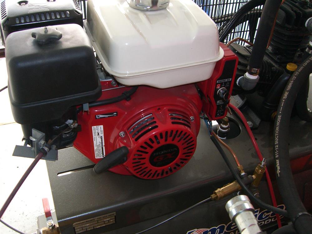 Image HAULMARK Mobile Oil Change Equipment 849181