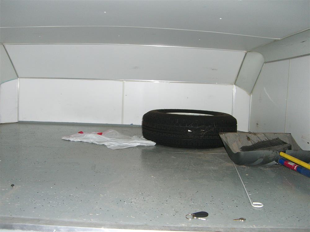 Image HAULMARK Mobile Oil Change Equipment 849183