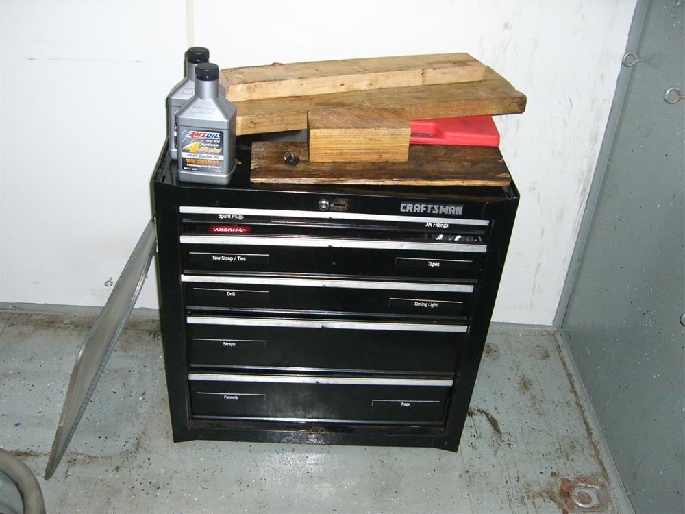 Image HAULMARK Mobile Oil Change Equipment 849186