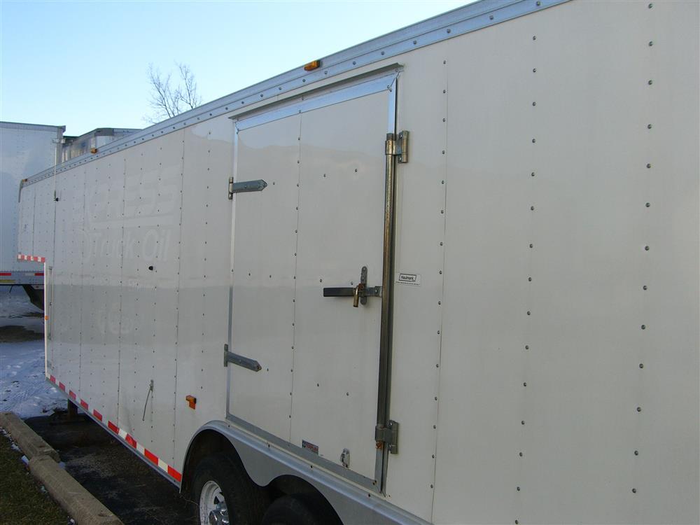 Image HAULMARK Mobile Oil Change Equipment 849169