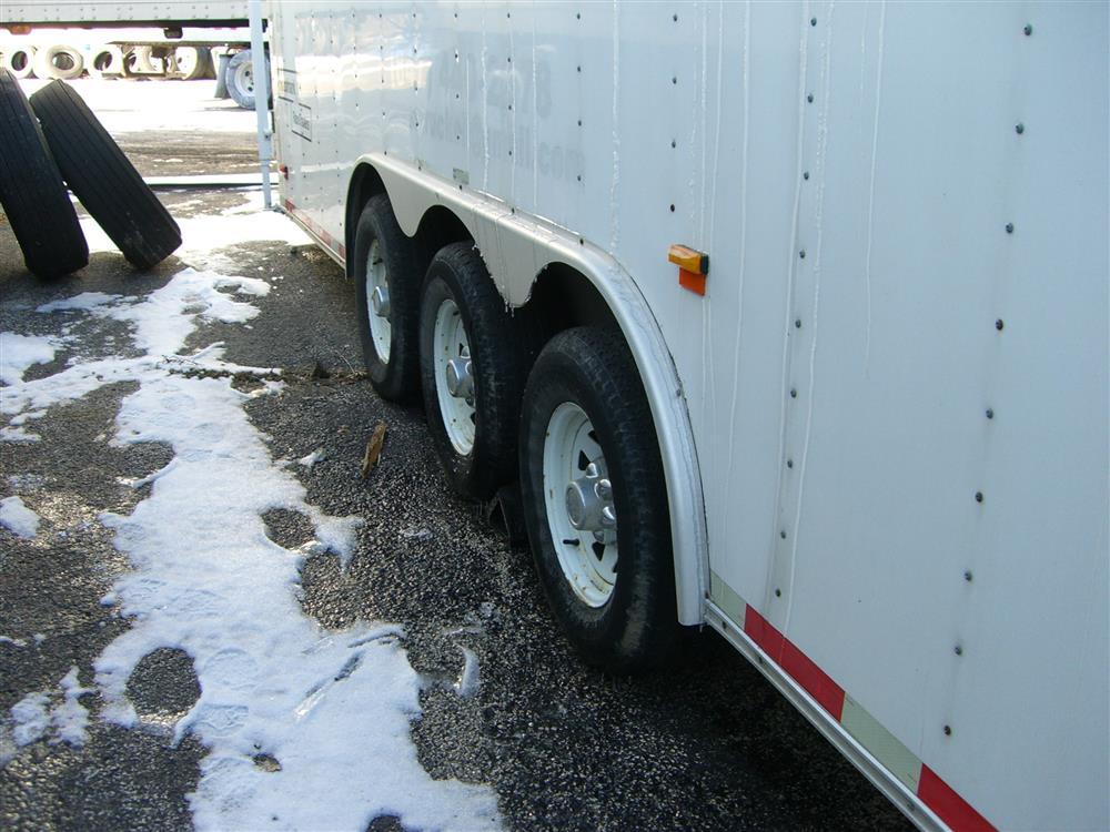 Image HAULMARK Mobile Oil Change Equipment 849172