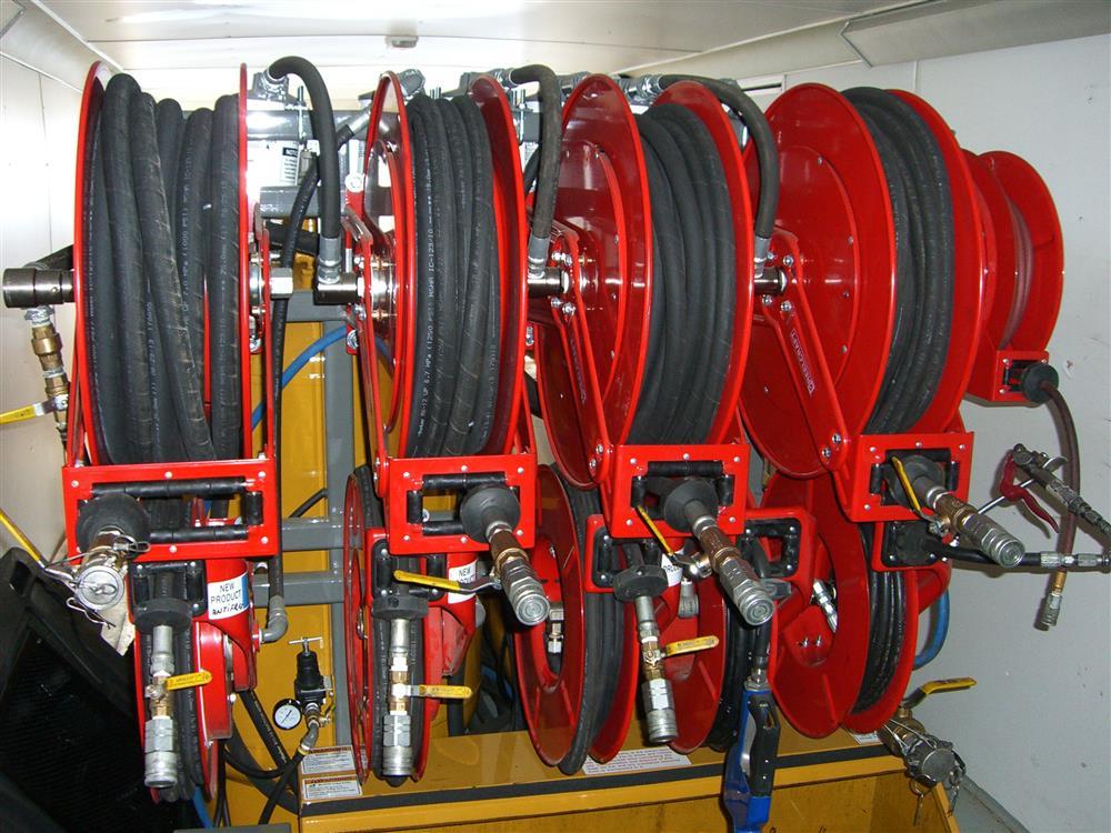 Image HAULMARK Mobile Oil Change Equipment 849176