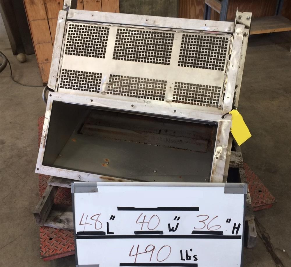 Bunting Magnetics Plate Mag 279387 For Sale Used
