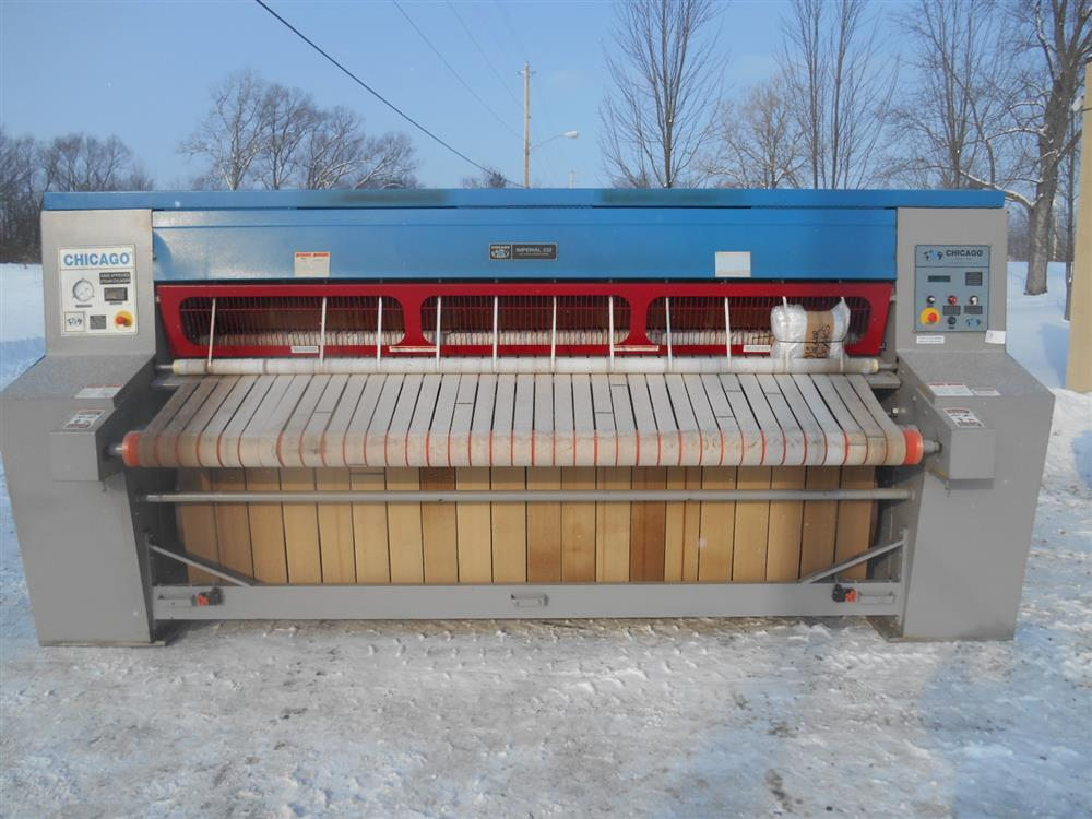 Chicago Flatwork Ironer 279412 For Sale Used