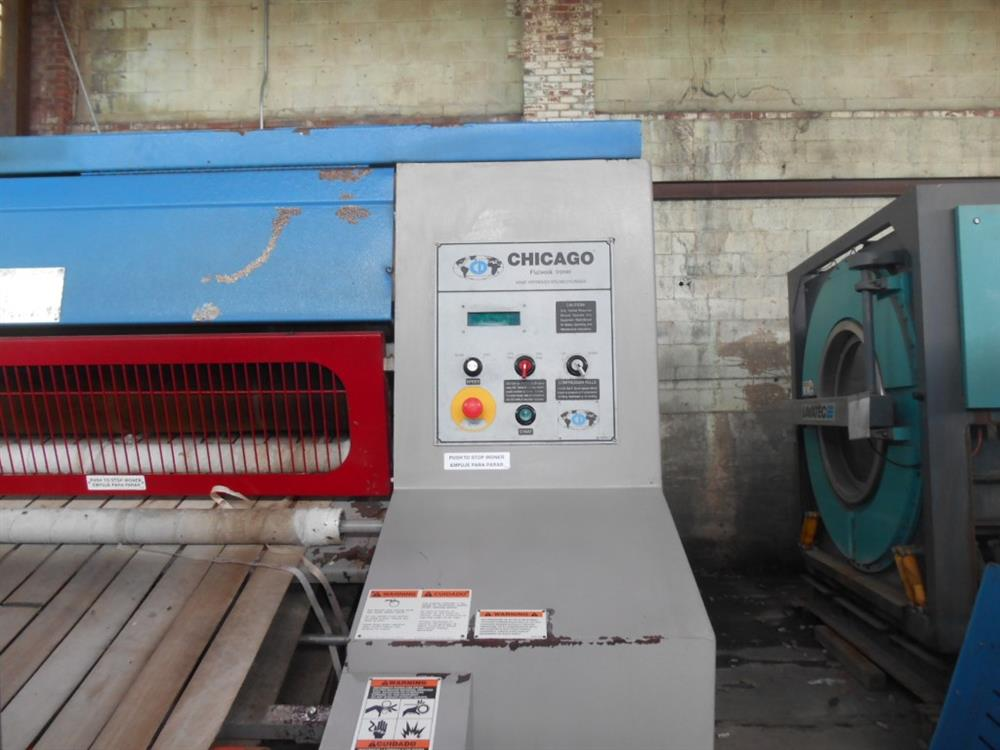 CHICAGO Flatwork Ironer - 279412 For Sale Used
