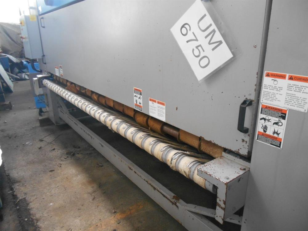 Chicago Flatwork Ironer 279412 For Sale Used N A