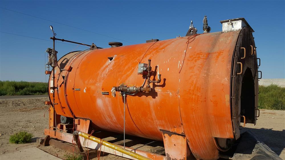Image KEWANEE Steam Boiler 850418