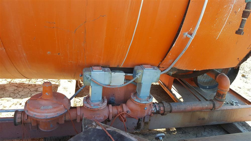 Image KEWANEE Steam Boiler 850419