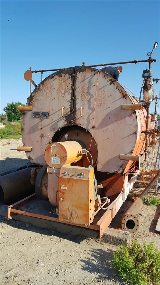 Image KEWANEE Steam Boiler 850421