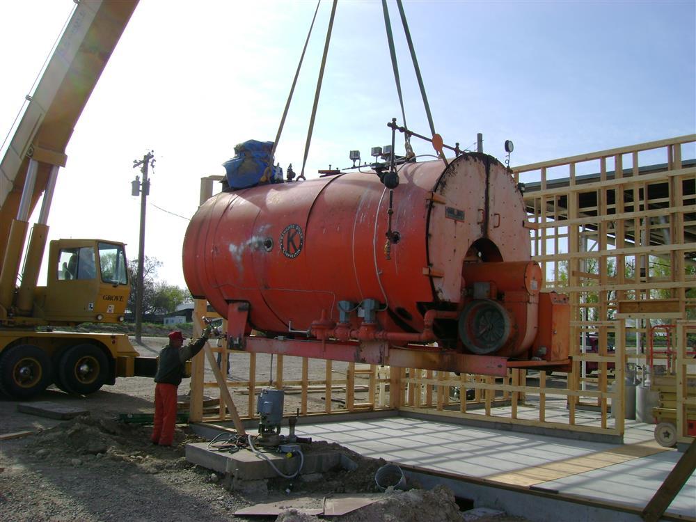 Image KEWANEE Steam Boiler 850424