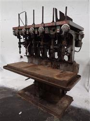 279895 - ALLEN 6 Head Drill Press