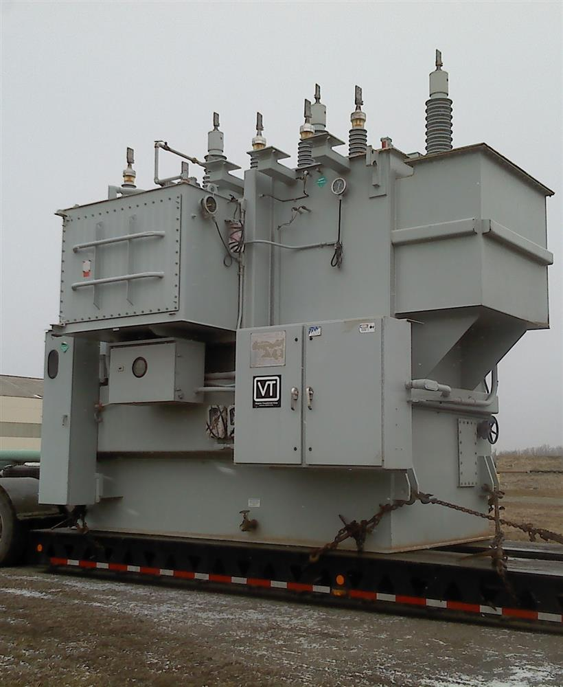 VIRGINIA Transformer with L - 280379 For Sale Used