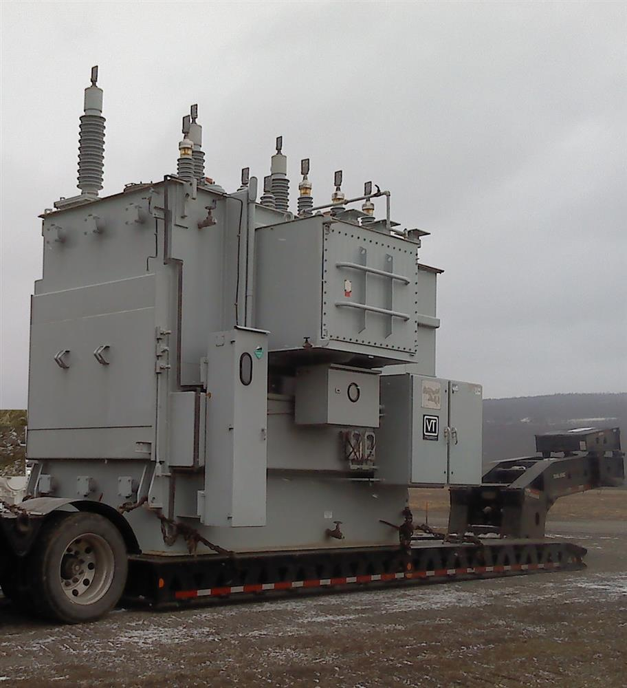 Virginia Transformer With L 280379 For Sale Used