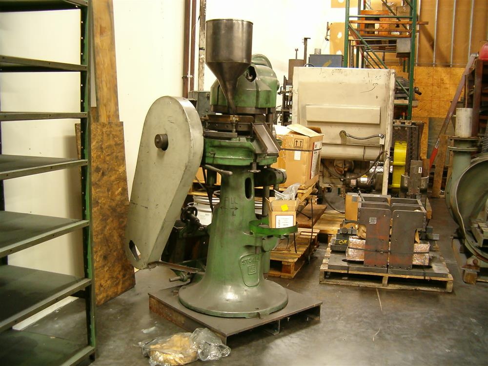 STOKES Tablet Press