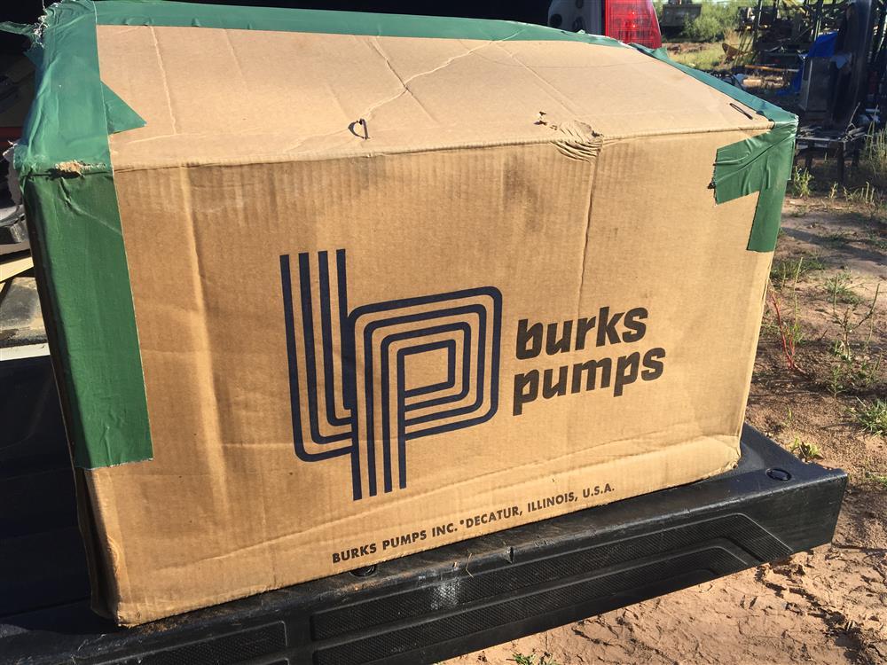 Image BURKS PUMPS Centrifugal Pump 855408