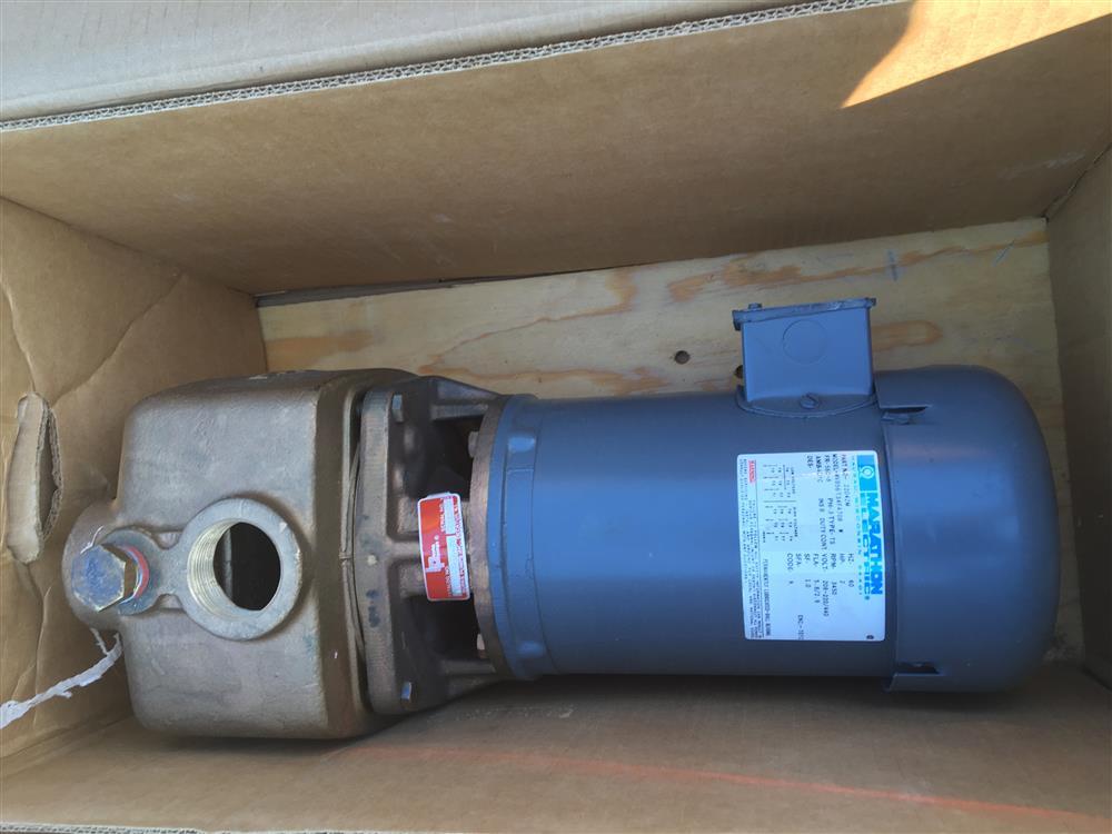 Image BURKS PUMPS Centrifugal Pump 855409