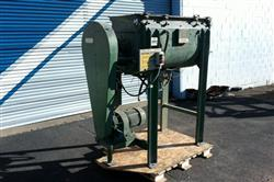 281683 - 10 CF JH DAY Jacketed Double Ribbon Blender