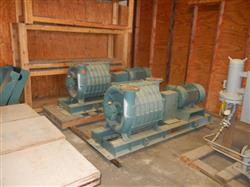 281750 - 50 HP GARDNER DENVER-LAMSON Blowers