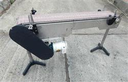 281925 - 10in X 5ft Table Top Chain Conveyor