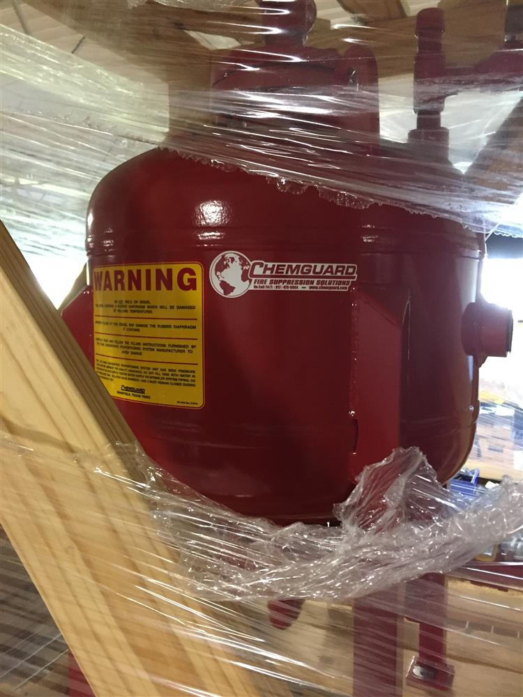 ARMSTRONG Fire Pump - 207893 For Sale Used