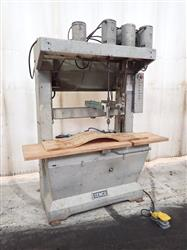 281993 - CEMCO 7 Head Drill Press