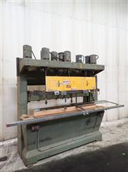 281994 - CEMCO 9 Head Drill Press