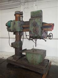282214 - AMERICAN HOLE WIZARD Radial Arm Drill