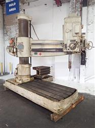 282216 - CINCINNATI BICKFORD Radial Arm Drill