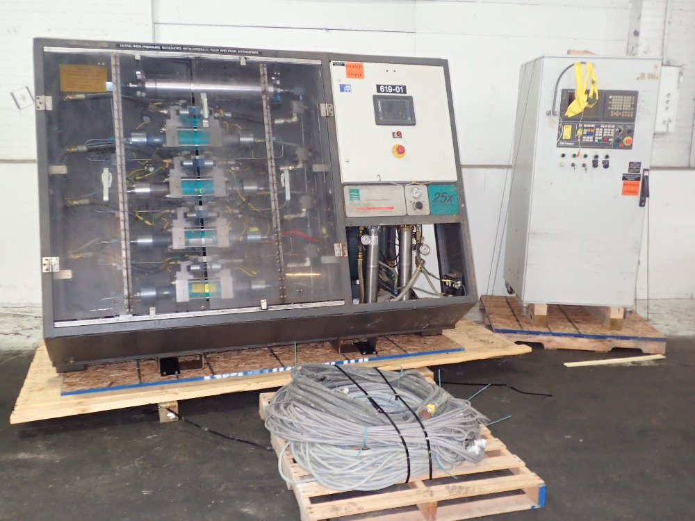 FLOW Water Jet Intensif - 282545 For Sale Used N/A