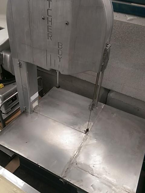 Image BUTCHER BOY Fixed Meat Band Saw 861396