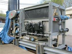 282609 - 1.2 Meter ROEDIGER Tower Press with Rotary Drum Thickener