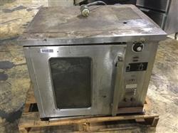 283017 - 1/2 Size Electric Convection Oven