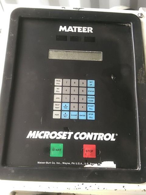 Image MATEER Semi-Automatic Liquid Filler 866988