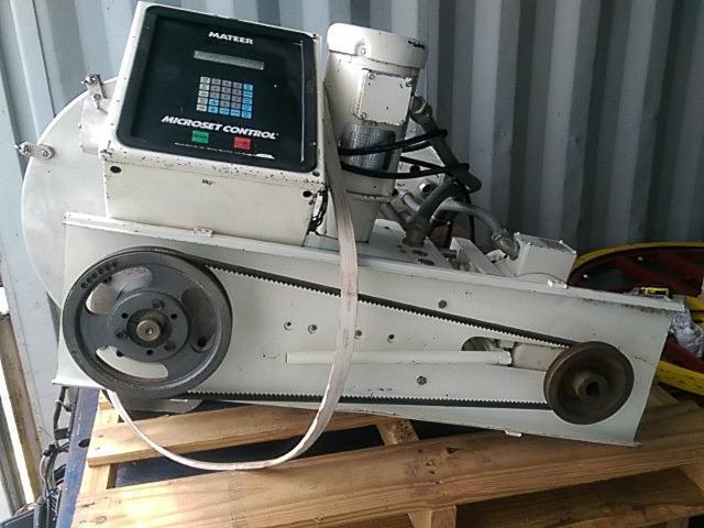 Image MATEER Semi-Automatic Liquid Filler 866996