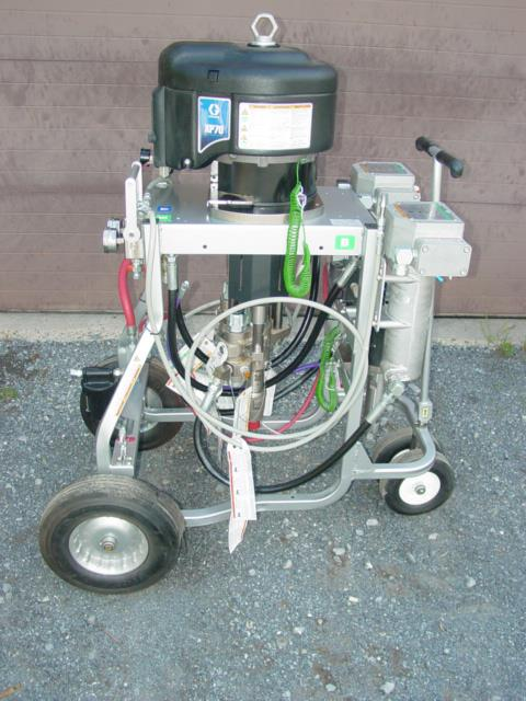 Image GRACO XP70 Plural-Component Sprayer 867103