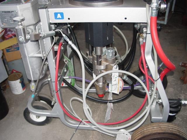 Image GRACO XP70 Plural-Component Sprayer 894242