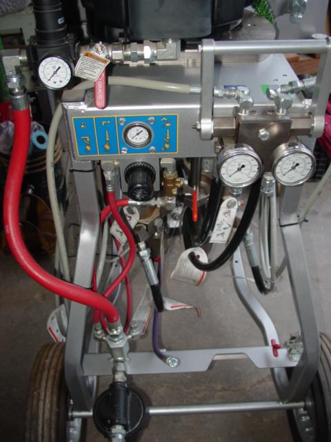 Image GRACO XP70 Plural-Component Sprayer 894246