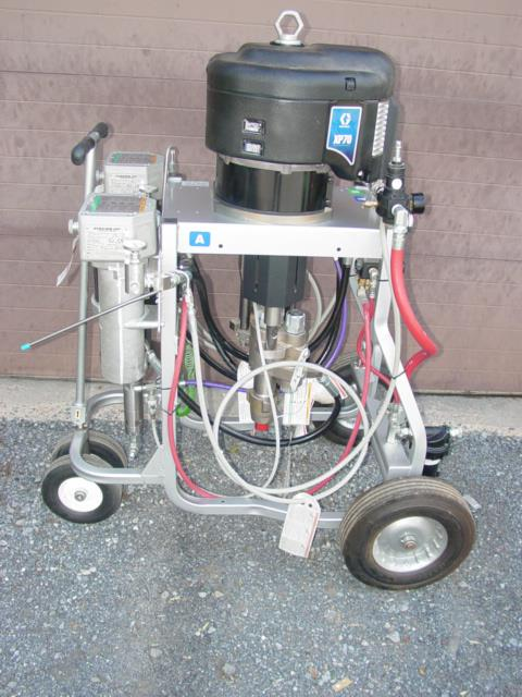 Image GRACO XP70 Plural-Component Sprayer 867105